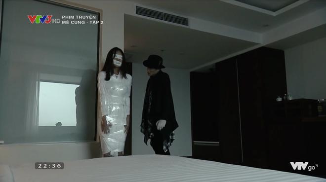 Phim Mê cung: Cảnh soái ca biến thái sàm sỡ, bắt cóc thiếu nữ khiến khán giả ghê rợn - Ảnh 5.