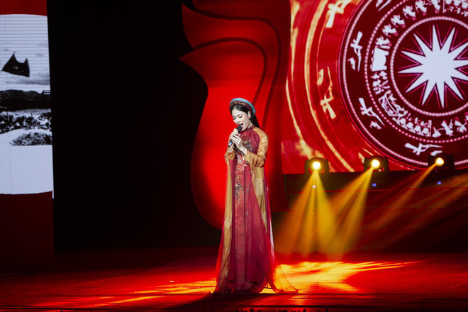 Hoa hậu Tuyết Nga hát chung sân khấu với loạt nghệ sĩ tên tuổi - Ảnh 3.