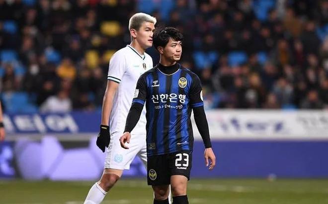 HLV Incheon cảnh cáo mạnh mẽ Công Phượng sau khi gạch tên CP23 khỏi danh sách thi đấu