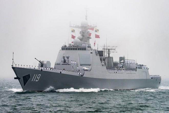 Ngạc nhiên trước hình ảnh Hải quân Trung Quốc cách đây vài thập kỷ - Ảnh 1.