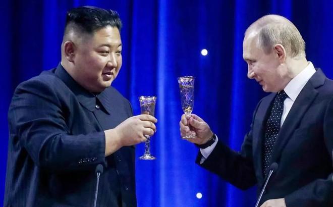 Hé lộ sứ mệnh đặc biệt được ông Kim Jong Un phó thác, vị thế tổng thống Putin tăng vọt