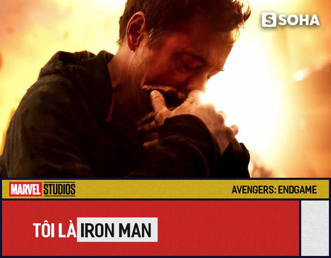 Lời tuyên bố Tôi là Iron Man và hành trình của siêu anh hùng phàm nhân vĩ đại nhất vũ trụ Marvel - Ảnh 2.