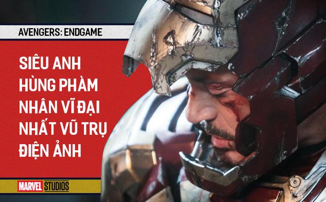 """Lời tuyên bố """"Tôi là Iron Man"""" và hành trình của siêu anh hùng phàm nhân vĩ đại nhất vũ trụ Marvel"""