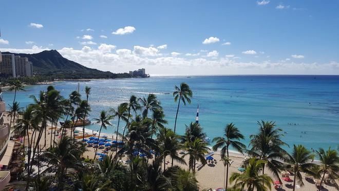 Bãi biển đẹp nổi tiếng thế giới của Hawaii đang gặp vấn đề hết sức nghiêm trọng - Ảnh 1.
