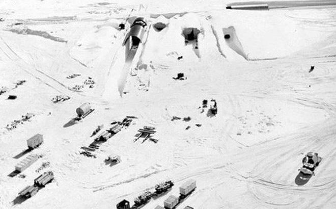 Hồ sơ: Bí mật căn cứ tên lửa hạt nhân ngầm của Mỹ ở vùng Bắc cực