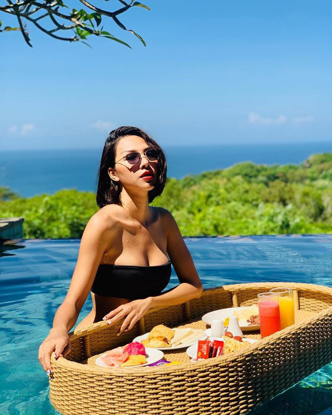 Sao Việt rủ nhau đi bơi, ai là 'nữ hoàng bikini'? - Ảnh 6.
