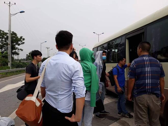 Chủ xe dù ném hành lý, đuổi khách xuống đường: Chưa hiểu vì sao xe của mình lại lên Yên Bái - Ảnh 2.