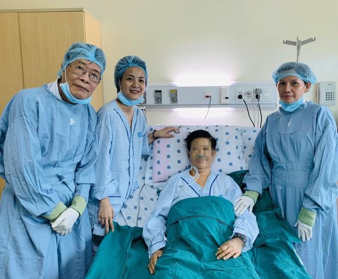 Câu chuyện cảm động về những người cắt gan cho người thân để giành giật sự sống - Ảnh 3.