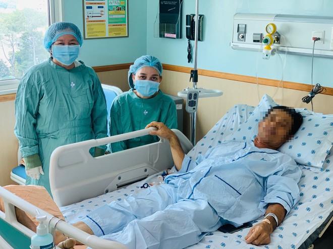 Câu chuyện cảm động về những người cắt gan cho người thân để giành giật sự sống - Ảnh 2.
