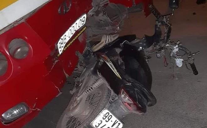 Sợ bị xử phạt, nam thanh niên vượt qua tổ CSGT rồi tông vào xe chạy ngược chiều, tử vong tại chỗ