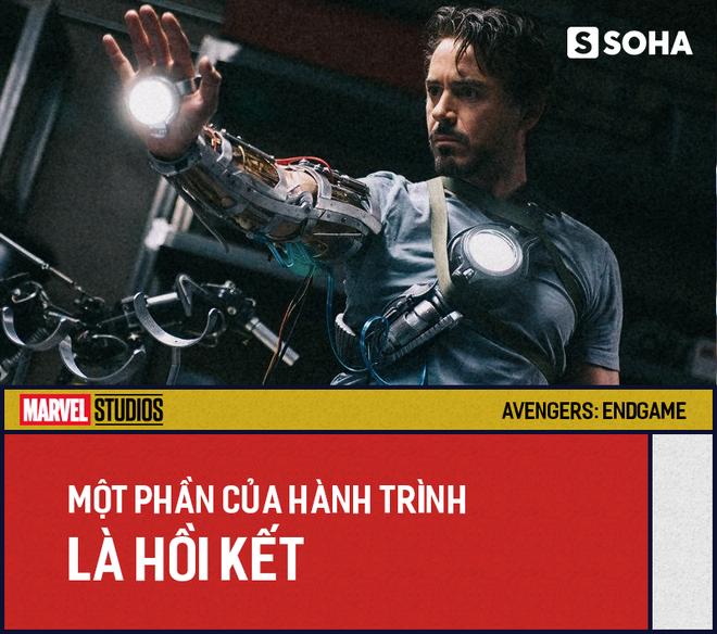 Lời tuyên bố Tôi là Iron Man và hành trình của siêu anh hùng phàm nhân vĩ đại nhất vũ trụ Marvel - Ảnh 3.