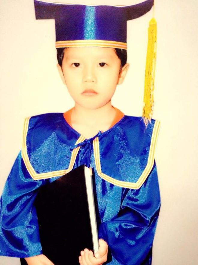 Vân Dung bật mí về con trai 18 tuổi thích theo đuổi nghiệp diễn - Ảnh 2.