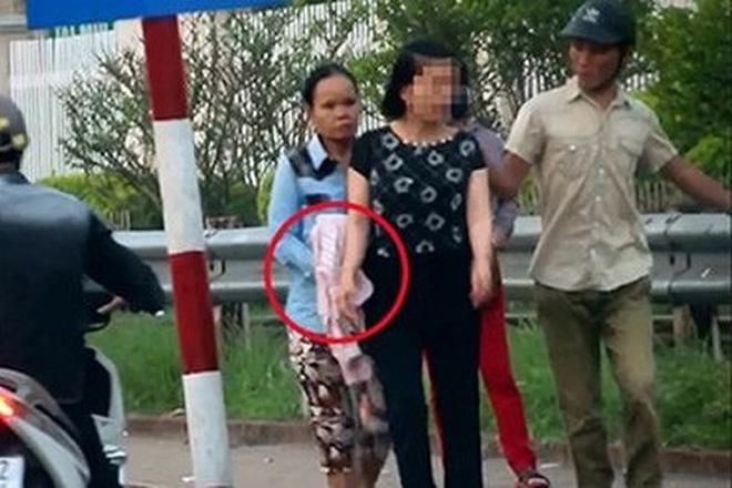 Hai nữ quái bị bắt trước cổng BV Bạch Mai đều là ngựa quen đường cũ - Ảnh 4.