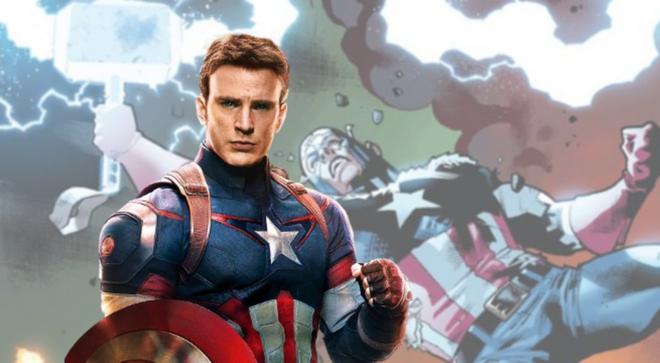 Captain America từ bỏ tất cả sức mạnh, trở nên già nua và ẩn ý sâu sắc trong Avengers: Endgame - Ảnh 5.