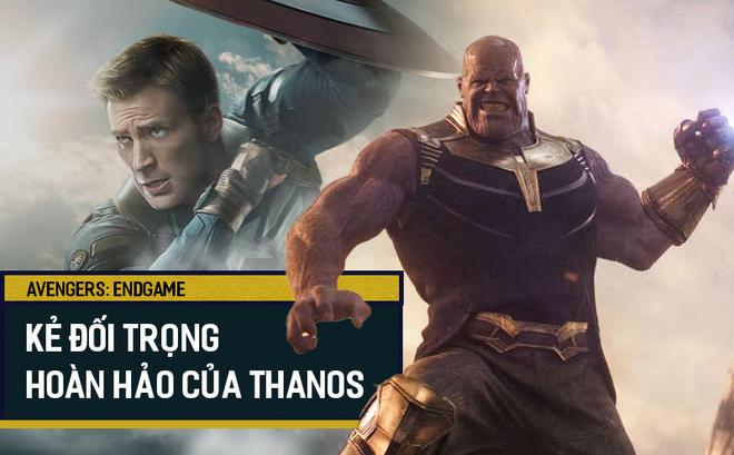 """Captain America từ bỏ tất cả sức mạnh, trở nên già nua và ẩn ý sâu sắc trong """"Avengers: Endgame"""""""
