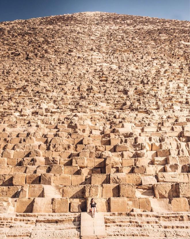 Đặc điểm nhiều người lầm tưởng nhất về Kim tự tháp Giza: Chỉ có 4 mặt? - Ảnh 3.