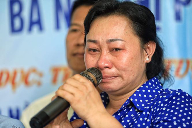 Vụ bắt giam 8 công dân oan: Nhận lại con sau gần 40 năm - Ảnh 1.