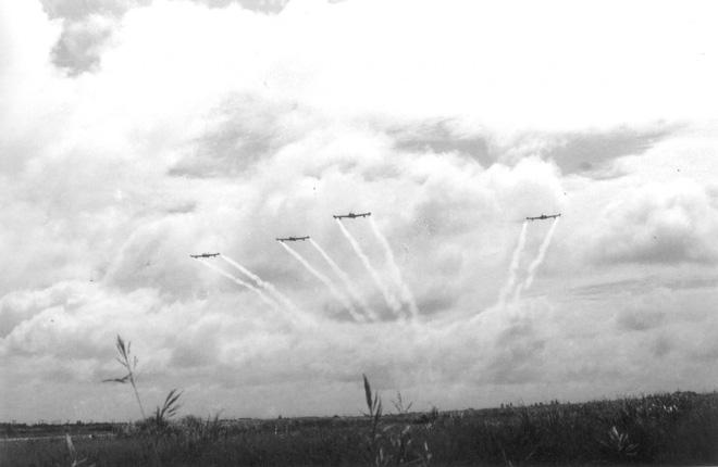 Trận đánh rung chuyển và chấn động bậc nhất của Không quân nhân dân Việt Nam - Ảnh 2.