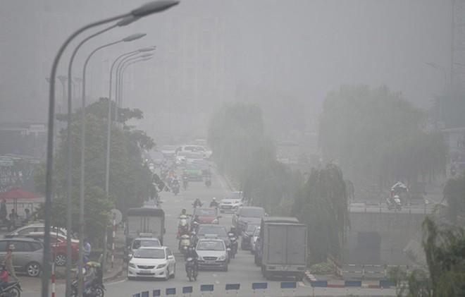 TS Việt tại Mỹ chỉ ra những con số chết người từ ô nhiễm không khí ở Việt Nam - Ảnh 1.