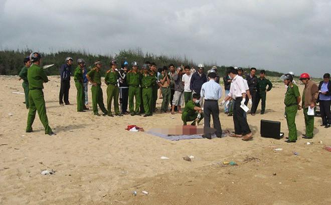 Vụ 2 thi thể nữ buộc chặt vào nhau trên biển: Điện thoại treo ở cổ nạn nhân vẫn hoạt động