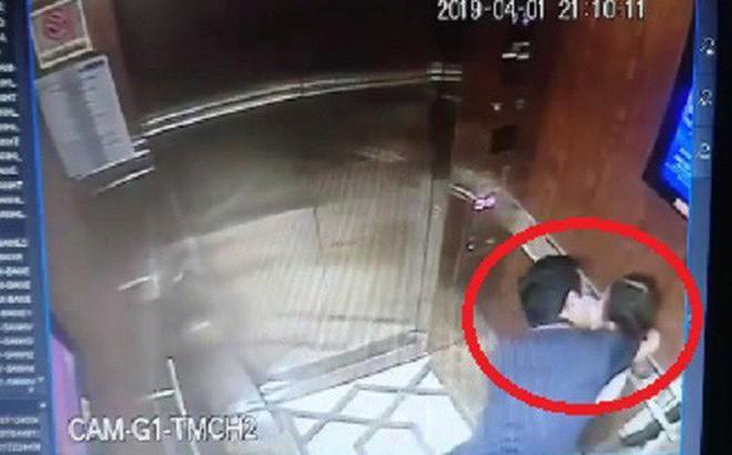 Clip: Người dân bức xúc vụ nguyên Phó viện trưởng VKS sàm sỡ bé gái trong thang máy chung cư