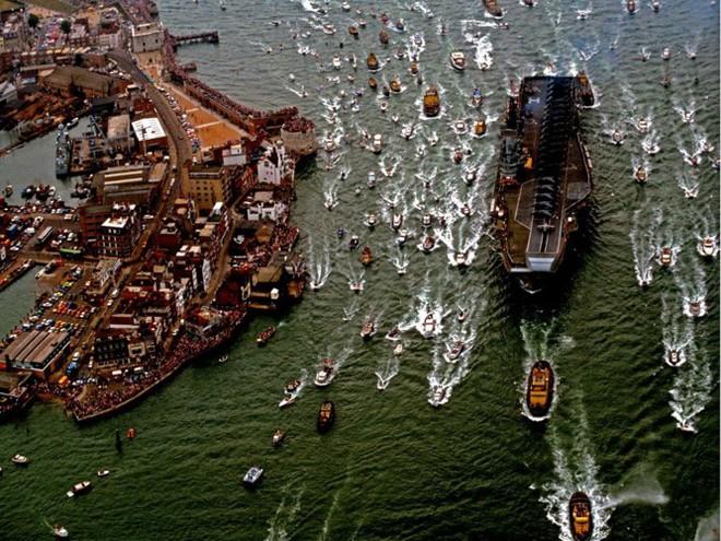 Nhìn lại cuộc chiến Falkland 37 năm trước - Ảnh 14.
