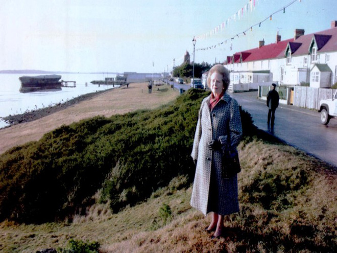 Nhìn lại cuộc chiến Falkland 37 năm trước - Ảnh 16.