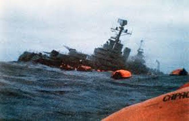 Nhìn lại cuộc chiến Falkland 37 năm trước - Ảnh 4.