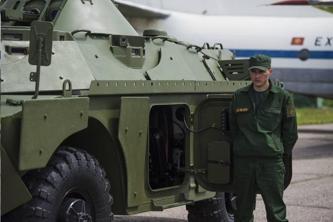 Nga tặng không xe thiết giáp nâng cấp cho quốc gia láng giềng - Ảnh 1.
