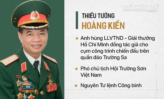 Thiếu tướng Hoàng Kiền kể về những kỷ niệm không thể nào quên với Đại tướng Lê Đức Anh - Ảnh 6.