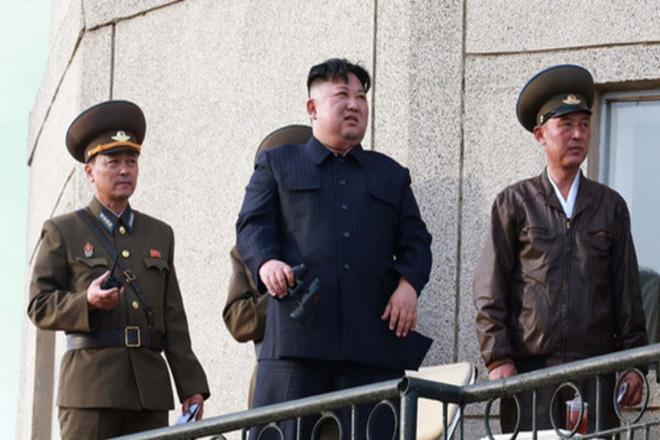 Triều Tiên thử tên lửa Iskander: Cú tát trời giáng vào các cơ quan tình báo Mỹ?  - Ảnh 1.