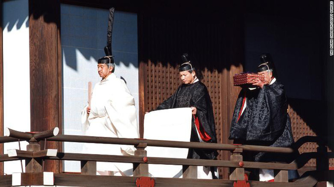 Nhật Bản đếm ngược sự kiện 200 năm có một: Nhật hoàng Akihito đã bắt đầu nghi thức thoái vị - Ảnh 10.