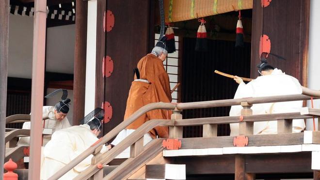 Nhật Bản đếm ngược sự kiện 200 năm có một: Ngày cuối cùng bận rộn của triều đại Heisei - Ảnh 3.