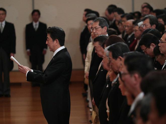 Nhật hoàng Akihito tuyên bố chính thức thoái vị, gửi lời chúc hòa bình tới thế giới - Ảnh 2.