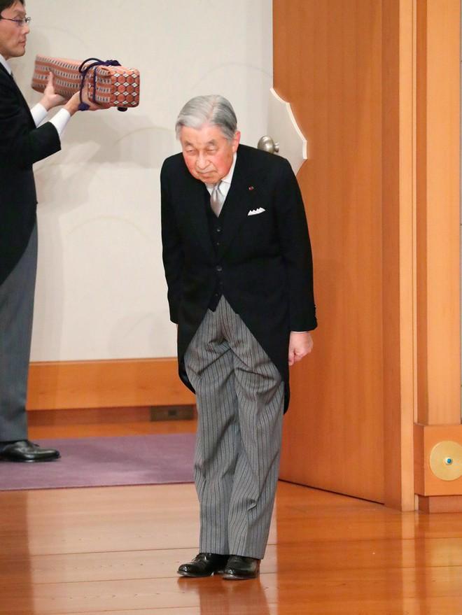 Nhật hoàng Akihito tuyên bố chính thức thoái vị, gửi lời chúc hòa bình tới thế giới - Ảnh 8.