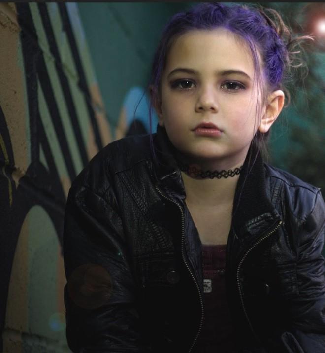 Cận cảnh nhan sắc của diễn viên nhí thủ vai con gái Iron Man trong Avengers: Endgame: Mỹ nhân tương lai là đây! - Ảnh 12.