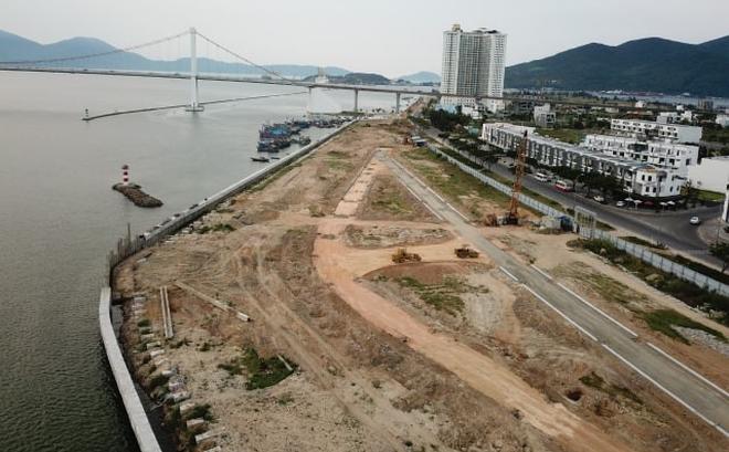 Các dự án lấn sông Hàn: Chính quyền đưa ra phương án mới