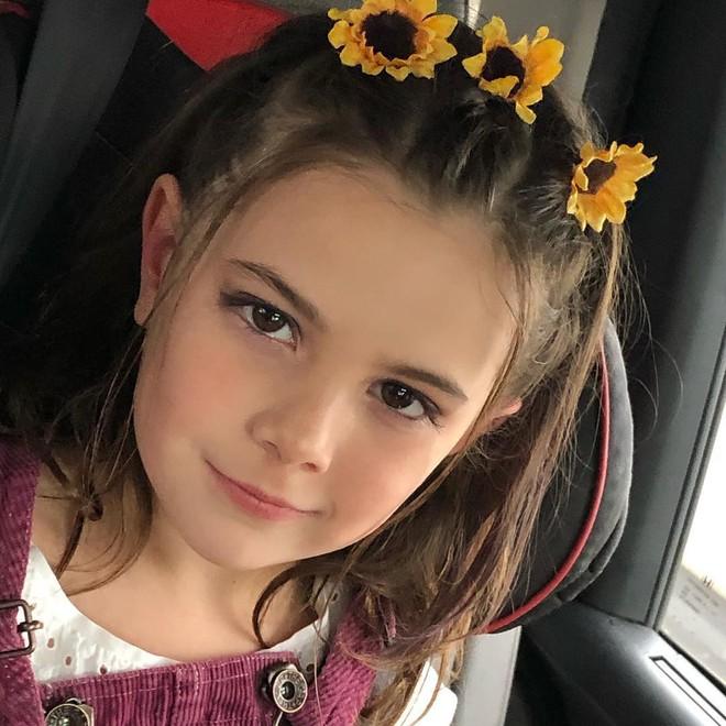 Cận cảnh nhan sắc của diễn viên nhí thủ vai con gái Iron Man trong Avengers: Endgame: Mỹ nhân tương lai là đây! - Ảnh 8.