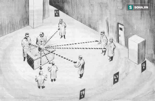 Sự đáng sợ của Lõi Quỷ - quả bom nguyên tử thứ 3 suýt bị ném xuống Nhật thời Thế chiến 2 - Ảnh 6.