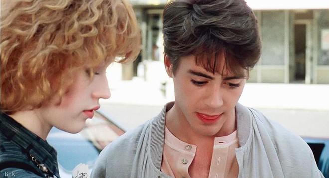 Vẻ đẹp của Iron Man Robert Downey Jr năm 22 tuổi: Đẹp trai lãng tử nhìn là yêu - Ảnh 9.