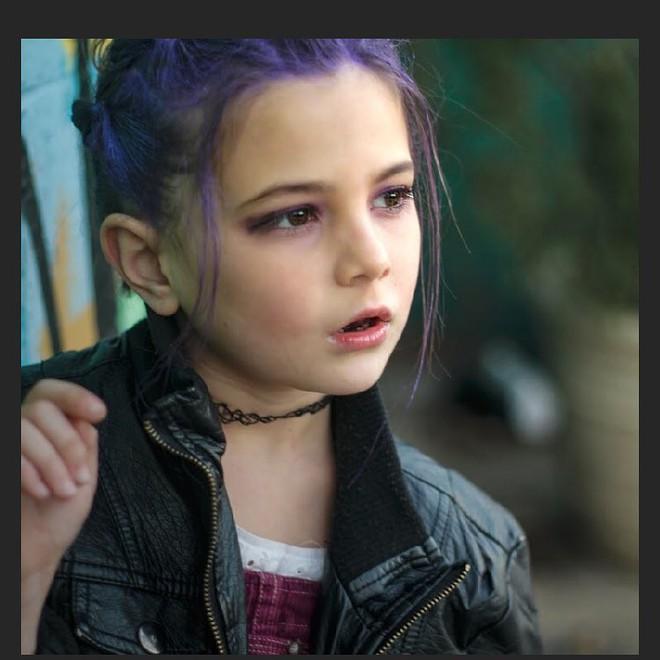 Cận cảnh nhan sắc của diễn viên nhí thủ vai con gái Iron Man trong Avengers: Endgame: Mỹ nhân tương lai là đây! - Ảnh 10.