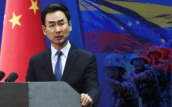 """TQ chính thức lên tiếng trước """"nghi vấn"""" đưa quân tới Venezuela giúp sức TT Maduro"""