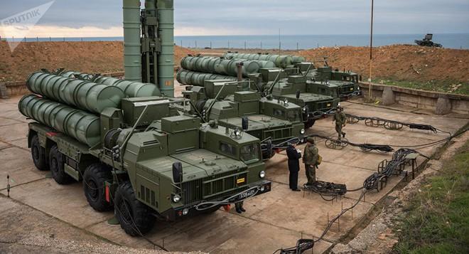 Mỹ bắt tay Israel tung đòn đánh chí tử vào tên lửa S-400 Nga? - Ảnh 10.
