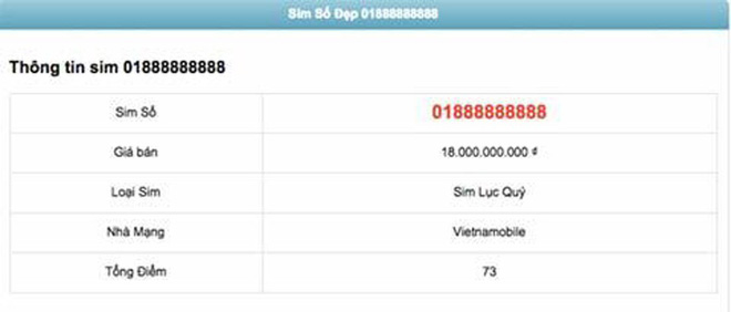 Siêu sim giá khủng tại Việt Nam: Giá bao nhiêu, ai sở hữu? - Ảnh 9.