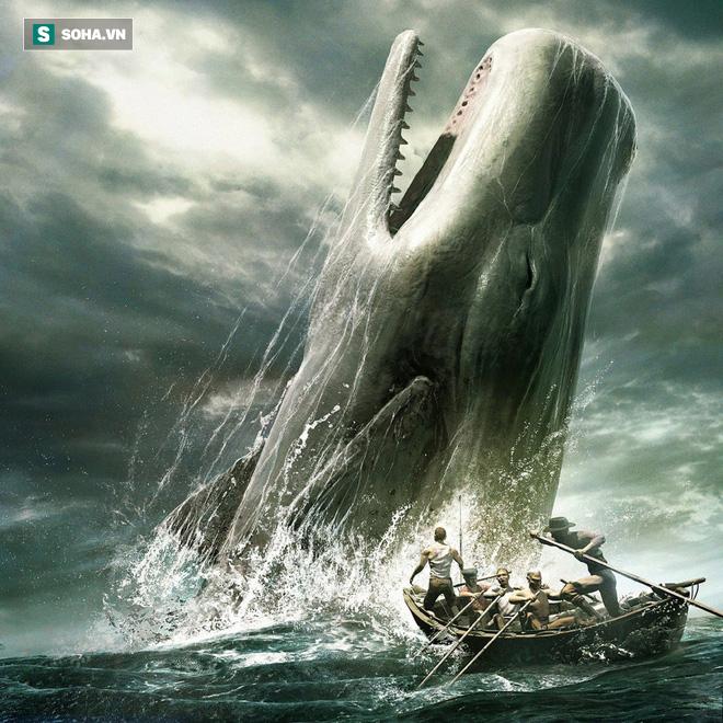 Quái thú biển xanh gây kinh hoàng cho đại dương xuất hiện: Có video bằng chứng; rất hiếm - Ảnh 3.