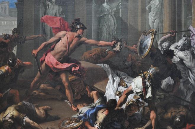 Góc nhìn khác về Medusa: Cái chết đau đớn và mối tình oan nghiệt với gã trai tệ bạc - Ảnh 1.