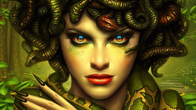 Góc nhìn khác về Medusa: Cái chết đau đớn và mối tình oan nghiệt với gã trai tệ bạc - Ảnh 3.