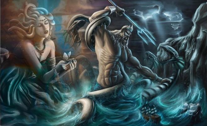 Góc nhìn khác về Medusa: Cái chết đau đớn và mối tình oan nghiệt với gã trai tệ bạc - Ảnh 5.