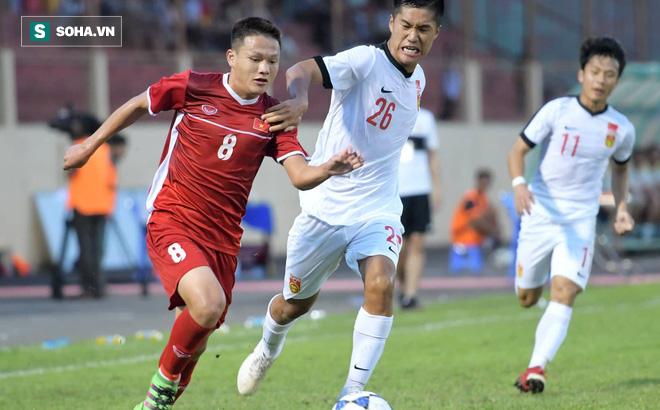 """Hai tính cách trái ngược của """"Người không phổi"""" trên U19 Việt Nam"""