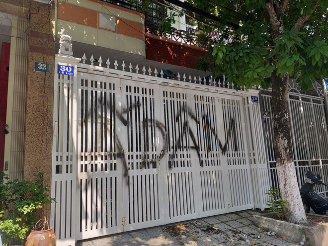 Chủ tịch Đà Nẵng: Đập phá, vẽ bậy nhà Nguyễn Hữu Linh là ko văn minh - Ảnh 1.